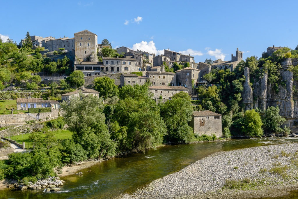 Village de Balazuc , Ardèche , Que faire ce week-end ?