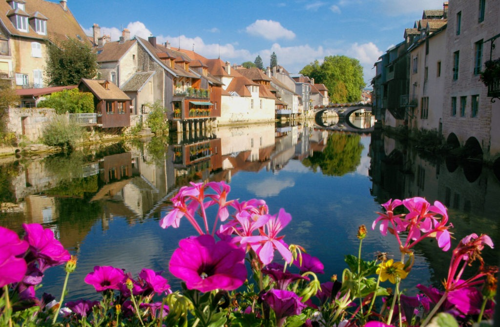 Village d'Ornans. Que faire ce week-end ? Visiter le Doubs