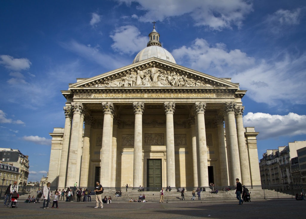 Panthéon Paris. Que faire à Paris ? Monuments de Paris