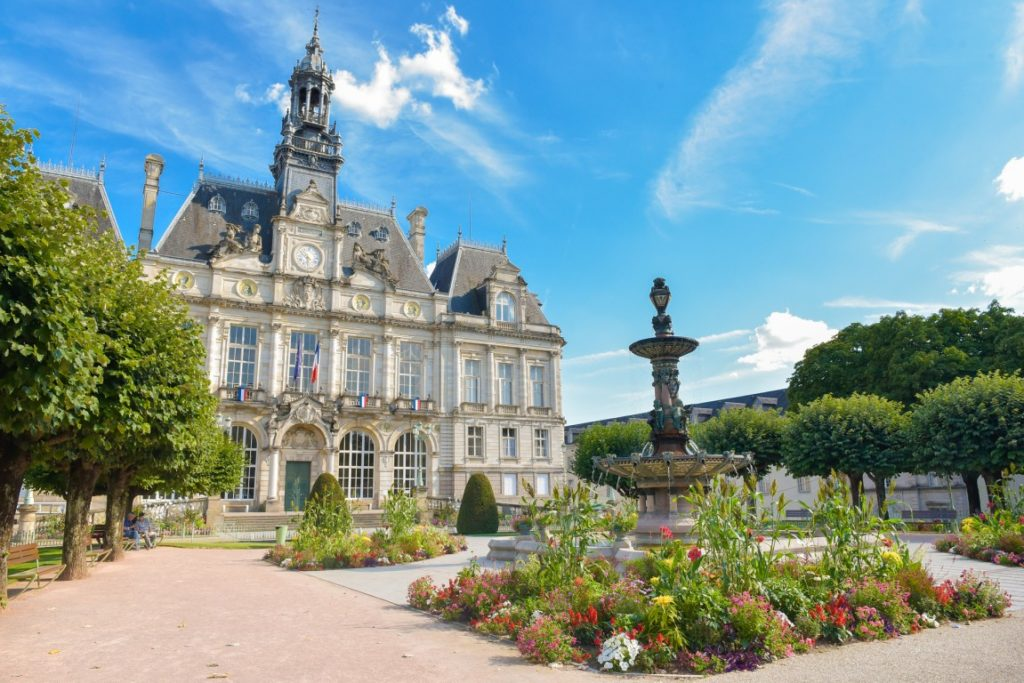 Limoges, mairie. Que faire ce week-end ? Visiter Limoges.