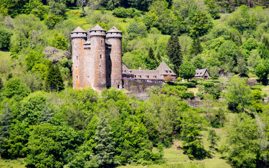 Tournemire. Que faire ce week-end ? Visiter le Cantal.