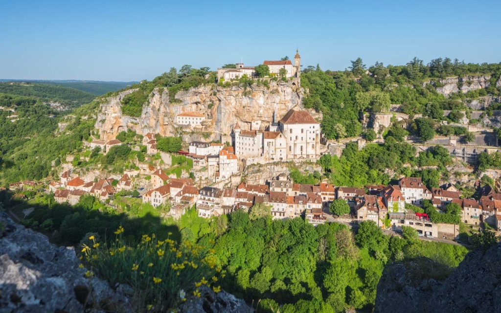 Rocamadour. Que faire ce week-end ? Visiter le Lot